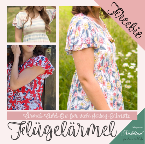 FREEBIE Add-On Flügelärmel